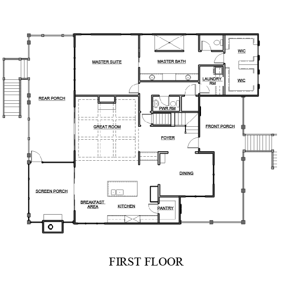 CoastalTide-FLOORPLANS-FIRST FLOOR