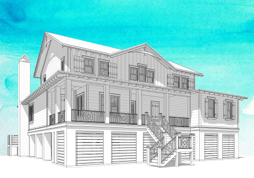 The Coastal Tide home plan to purchase